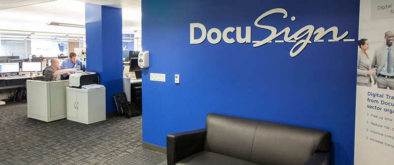 docusign sign