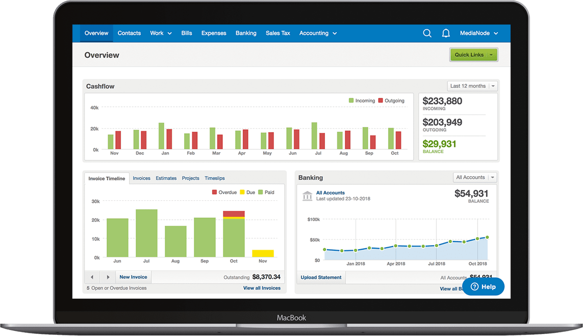 freeagent accounting saas tool