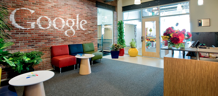 google front desk