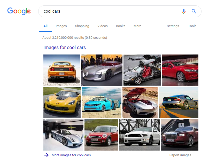 google images search seo