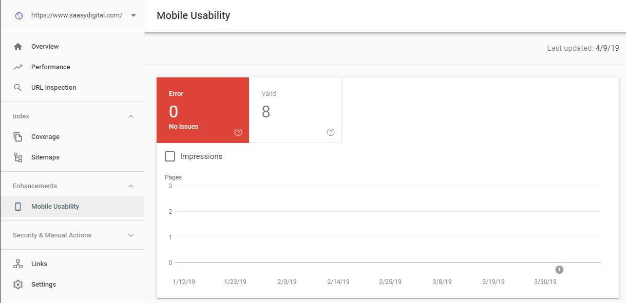 saasy digital mobile usability